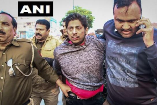 Firing: शाहीन बाग में चली गोली, पुलिस ने युवक को किया गिरफ्तार
