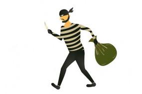 बीएसएनएल का लाखों रुपए का केबल काटकर ले गए चोर
