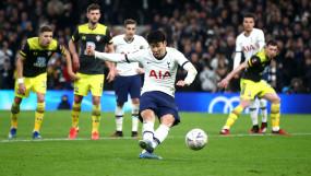 FA CUP: टॉटनहम हॉटस्पर ने चौथे राउंड के मैच में साउथैम्पटन को 3-2 से हराया