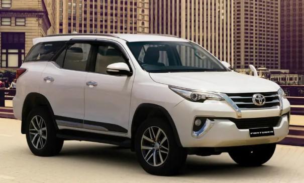 अपडेट: Toyota Fortuner का BS6 वर्जन हुआ लॉन्च, जानें कीमत