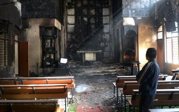 Attack: बुर्किना फासो के चर्च में बंदूकधारियों की अंधाधुंध फायरिंग, 24 लोगों की मौत