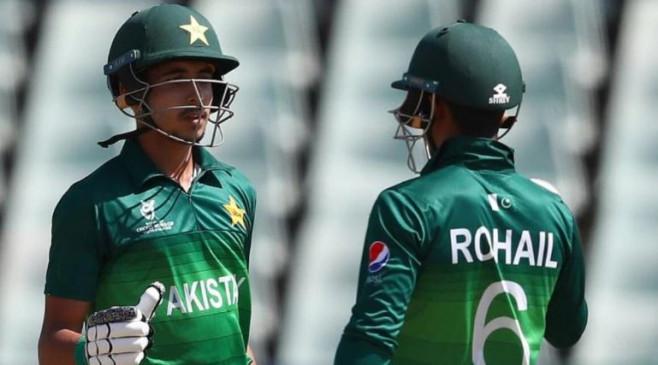 U-19 WC: 4 फरवरी को फिर होगा भारत-पाक मुकाबला,अफगानिस्तान को हरा पाकिस्तान सेमीफाइनल में