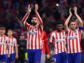 Champions league : एटलेटिको मेड्रिड ने लिवरपूल को पहले चरण में 1-0 से हराया