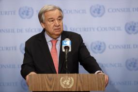 दिल्ली में जारी सीएए हिंसा पर संयुक्त राष्ट्र महासचिव भी रख रहे हैं नजर