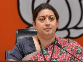 Delhi Polls 2020: सीएम अरविंद का ट्वीट, स्मृति ईरानी ने कहा- महिला विरोधी केजरीवाल