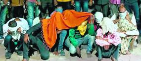 पुलिस का छापा , जुआ अड्डे से 13 जुआरियों को माल सहित पकड़ा