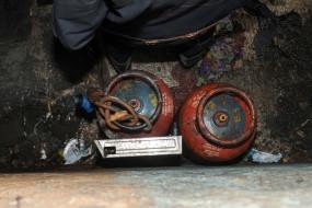 उप्र : घरेलू गैस सिलेंडर में आग लगने से 5 झुलसे