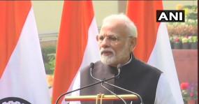 Trump India visit day 2 live: द्विपक्षीय बातचीत के बाद बोले मोदी- भारत अमेरिका के बीच रक्षा-सुरक्षा मुद्दे अहम