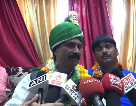 इंदौर: भाजपा नेता उस्मान पटेल ने पद से दिया इस्तीफा, बोले- पार्टी कर रही सांप्रदायिक राजनीति