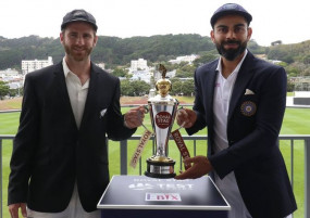 NZ VS IND: कोहली ने कहा, न्यूजीलैंड एकमात्र ऐसी टीम जिसके साथ हम नंबर-1 रैंकिंग शेयर करना पसंद करेंगे