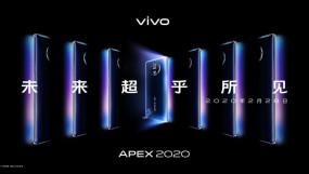 टेक: Vivo Apex 2020 स्मार्टफोन 28 फरवरी को होगा लॉन्च, सामने आए लीक फीचर्स