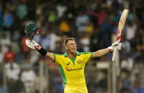 आईपीएल-2020 में वार्नर करेंगे सनराइजर्स की कप्तानी