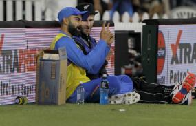 IND VS NZ: कोहली ने कहा, विलियम्सन और मेरी मानसिकता एक जैसी