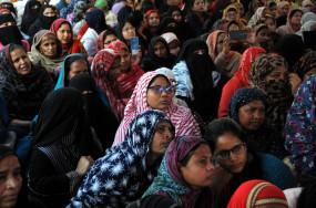 शाहीनबाग की महिलाएं वार्ताकारों की बात से नाखुश