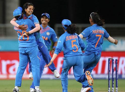 Women's T20 World Cup: भारत ने अपने पहले मैच में ऑस्ट्रेलिया को 17 रन से हराया, पूनम यादव ने 4 विकेट झटके