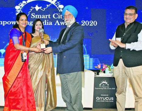 शहर की हर गतिविधियों पर सीसीटीवी की नजर, नागपुर को मिला सेफ एंड स्मार्ट सिटी पुरस्कार