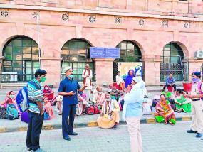 नागपुर स्टेशन 31 मार्च तक लॉक, आवाजाही पर पूर्णत: रोक