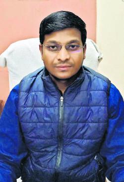 कन्हान नप का मुख्याधिकारी 50 हजार की रिश्वत लेते गिरफ्तार