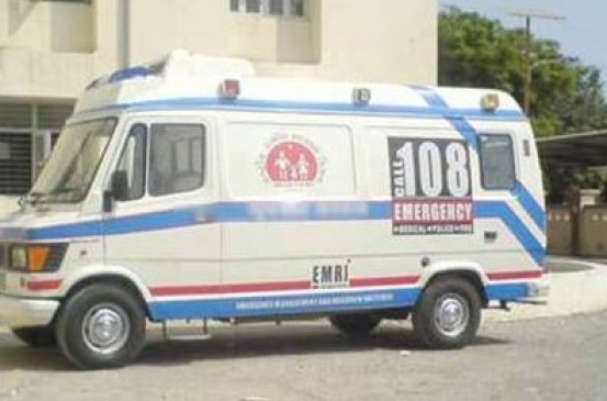108 एम्बुलेंस के चालक ने कोरोना पीडि़त युवक को ले जाने से किया इंकार