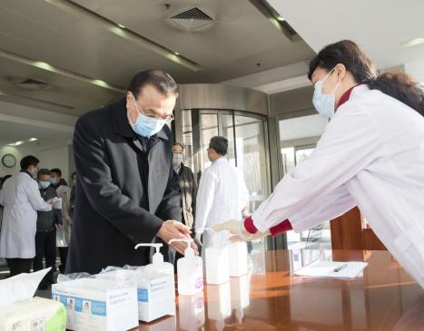 चीन में कोरोनावायरस संक्रमण के 119 नए मामले