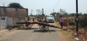 कोरोना वायरस: तेलंगाना में फंसे चंद्रपुर के 20 मजदूर, ग्रामीणों ने बनाई दूरी