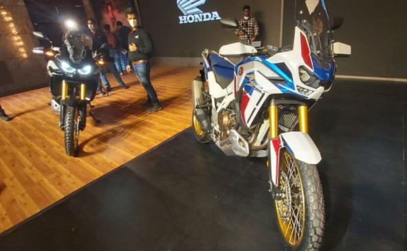 न्यू लॉन्च: 2020 Honda Africa Twin भारत में हुई लॉन्च, इन खास फीचर्स से है लैस