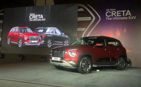 2020 Hyundai Creta: तीन इंजन विकल्प और 5 वेरिएंट के साथ आई ये एसूयवी, जानें कीमत
