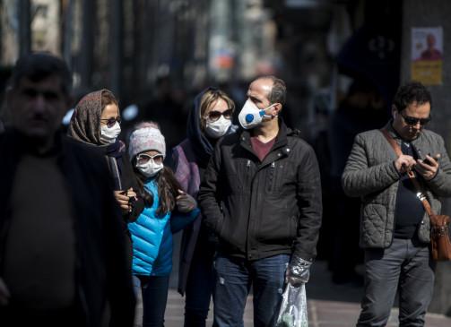 ईरान में कोविड-19 से अबतक 2640 मौतें
