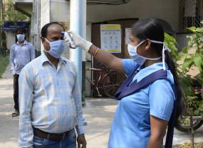 बंगाल में कोविड-19 के 3 मामले