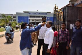 भारत में कोरोना के 645 मामलों की पुष्टि, 11 की मौत