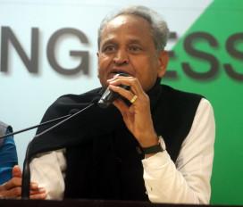 मप्र हार के बाद अब कांग्रेस की नजर राजस्थान-गुजरात के राज्यसभा चुनाव पर