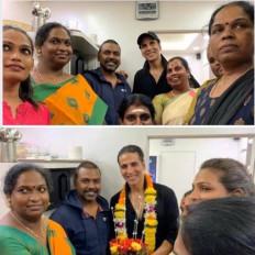 अक्षय कुमार, लक्ष्मी बॉम्ब के निर्माता ट्रांसजेंडरों के लिए बनाएंगे घर