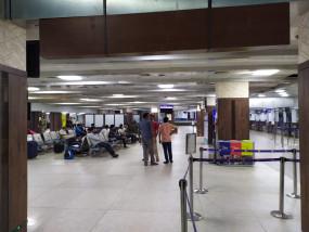 रात 12 बजे से बंद होगी सभी घरेलू उड़ानें , पुणे, दिल्ली, मुंबई के 5 विमानों को किया रद्द