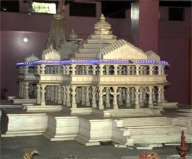 अयोध्या: रामलला 24 मार्च से फाइवर के मंदिर में विराजेंगे, 27 साल बाद आएंगे तंबू से बाहर