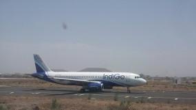राष्ट्रपति के प्रोग्राम के चलते रायपुर का विमान डायवर्ट