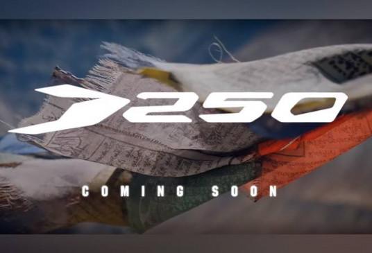 अपकमिंग: Bajaj Dominar 250 जल्द होगी लॉन्च, कंपनी ने जारी किया टीजर