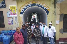 बिहार : कोरोना के मद्देनजर नेपाल से आने वालों की हो रही जांच