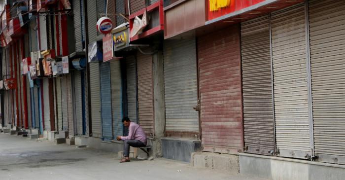 बिहार : कोरोना के एहतियाती बंदी से फुटपाथी दुकानों को बोहनी पर आफत