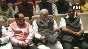 संसदीय दल की बैठक: सांसदों से बोले PM- अपने क्षेत्र में जाकर लोगों को कोरोना वायरस से करें जागरूक