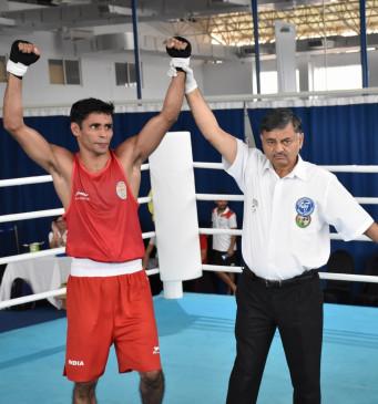 मुक्केबाजी ओलम्पिक क्वालीफायर : गौरव, आशीष ने भारत को दिलाई विजयी शुरुआत