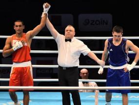 Boxing Olympic qualifiers: आशीष कुमार क्वार्टर फाइनल में पहुंचे, ओलिंपिक टिकट से एक जीत दूर