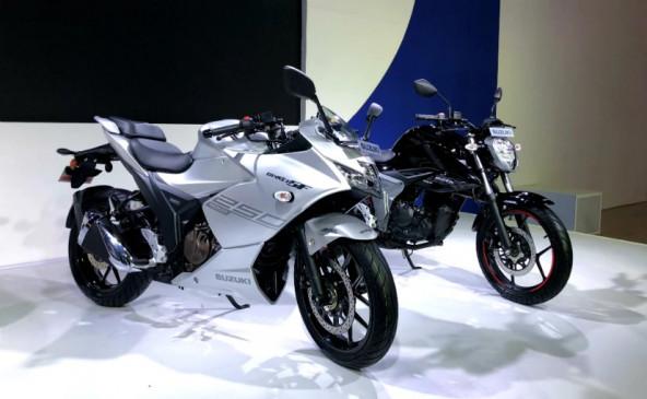 ऑटो: BS6 Suzuki Gixxer और Gixxer SF भारत में लॉन्च, जानें कीमत