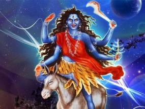 Chaitra Navratri 2020: आज करें मां कालरात्रि की पूजा, मिलेगा शुभ फल