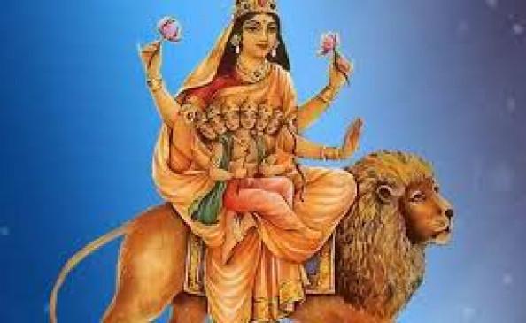 Chaitra Navratri 2020: ऐसे करें मां स्कंदमाता की आराधना, इन मंत्रों का जाप करें