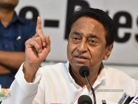 मध्य प्रदेश : कांग्रेस विधायक जयपुर से पहुंचे भोपाल, सीएम कमलनाथ ने किया बहुमत साबित करने का दावा