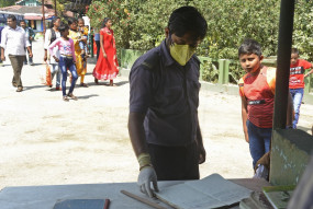 कोरोना वायरस : सोनभद्र के ग्रामीण क्षेत्रों में संक्रमण बढ़ने की आशंका!