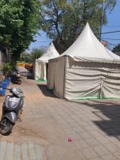 कोरोनावायरस : 250 विदेशियों सहित तबलीगी जमात मुख्यालय में 1600 फंसे (आईएएनएस विशेष)