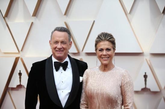 कोरोनावायरस: चपेट में आए हॉलीवुड सुपरस्टार टॉम हैंक्स और उनकी पत्नी रीटा