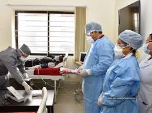 Coronavirus in india: देश में बीते 24 घंटों में 269 लोग कोविड-19 पॉजिटिव मिले और 3 लोगों ने जान गवाई, अब तक 1619 संक्रमित, 47 की मौत