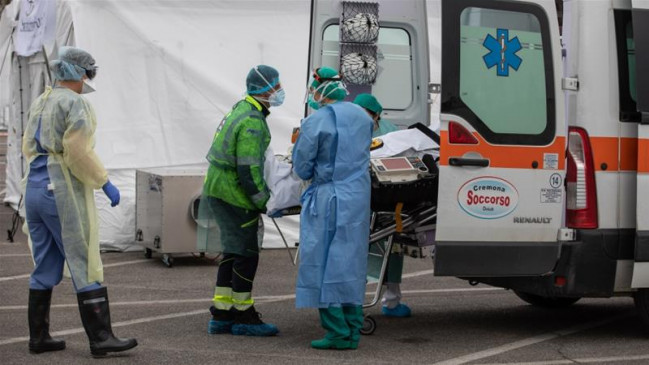 Coronavirus: इटली में एक दिन में 1000 लोगों की मौत, अब तक दुनिया में 5 लाख 62 हजार से ज्यादा संक्रमित